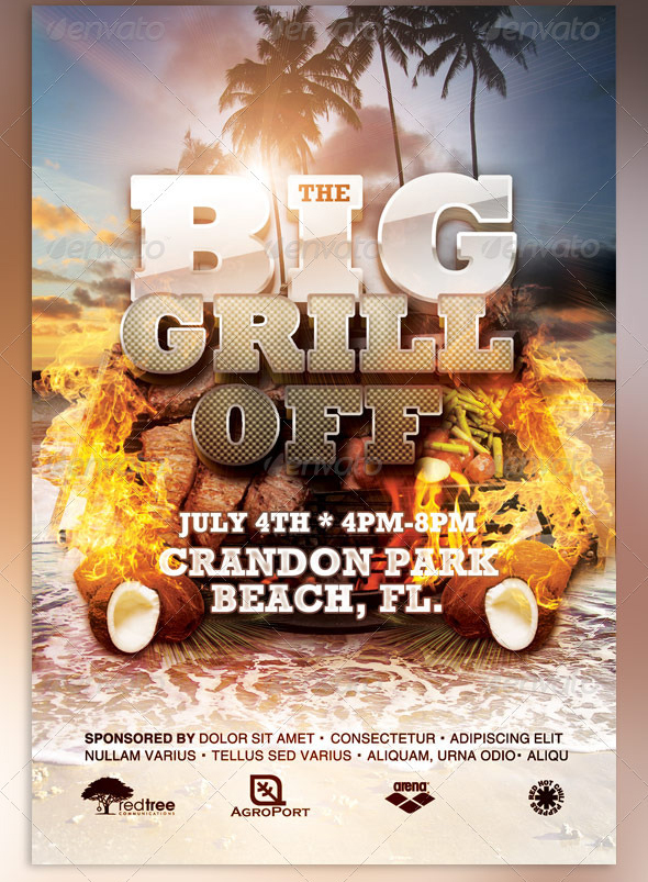 The Big Grill Off