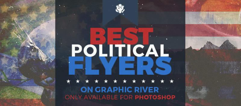 best political flyer templates these voting and election flyer templates are customized for those who need a modern fun and unique look