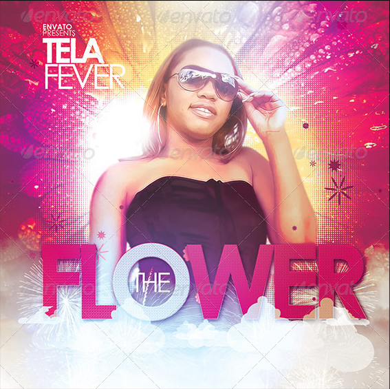 The_Flower_CD_Artwork_TEMPLATE_Preview