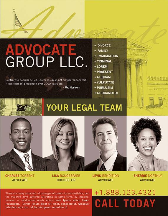 Advocate Group 42